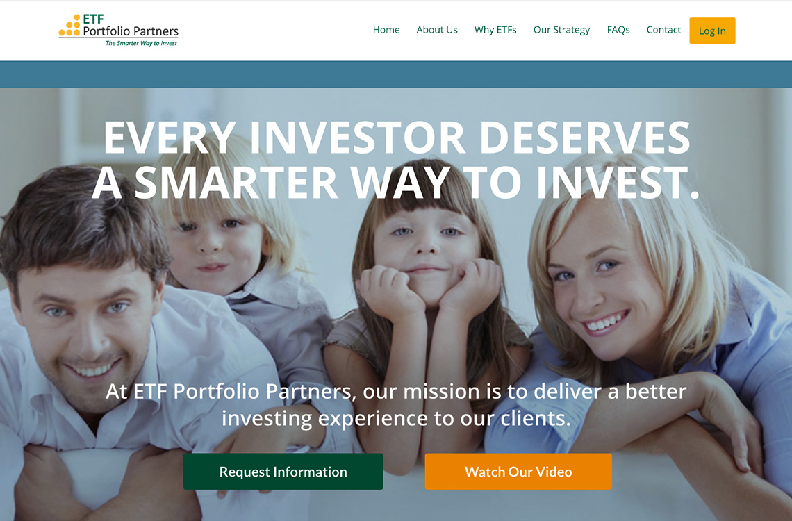 ETF Home Page