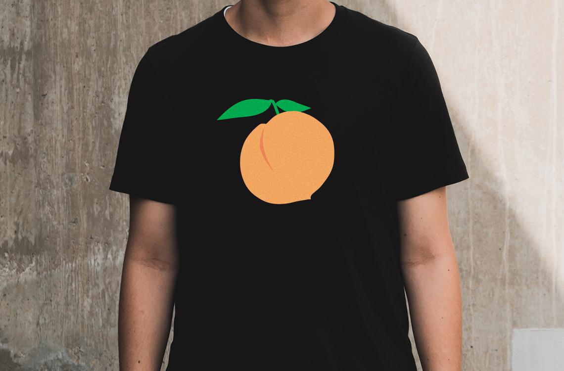 momofuku logo shirt